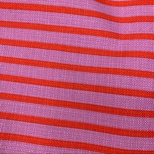 J. Crew Skirts - J. Crew Pink Striped Basketweave Pencil Skirt 0